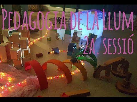 Curso LA PEDAGOGIA DE LA LUZ (2ª sesión) - YouTube