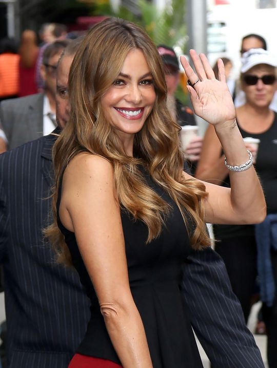 Oh, of Course Sofia Vergara Said the Funniest Thing About #Aging