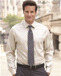 Van Heusen - Sateen Stretch Shirt - wrinkle free care at a great price