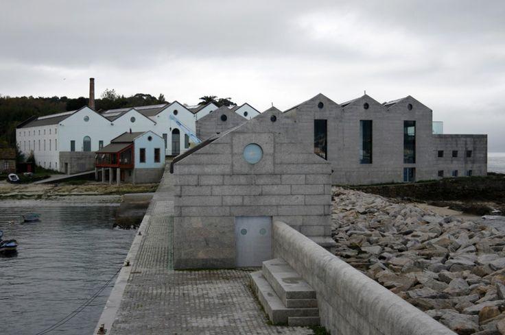 Maritime Museum of Galicia - Cesar Portela, Aldo Rossi