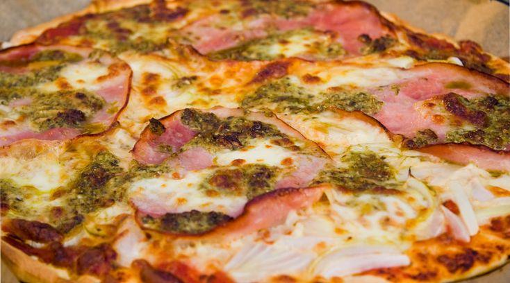 Pizza ala Svaneke