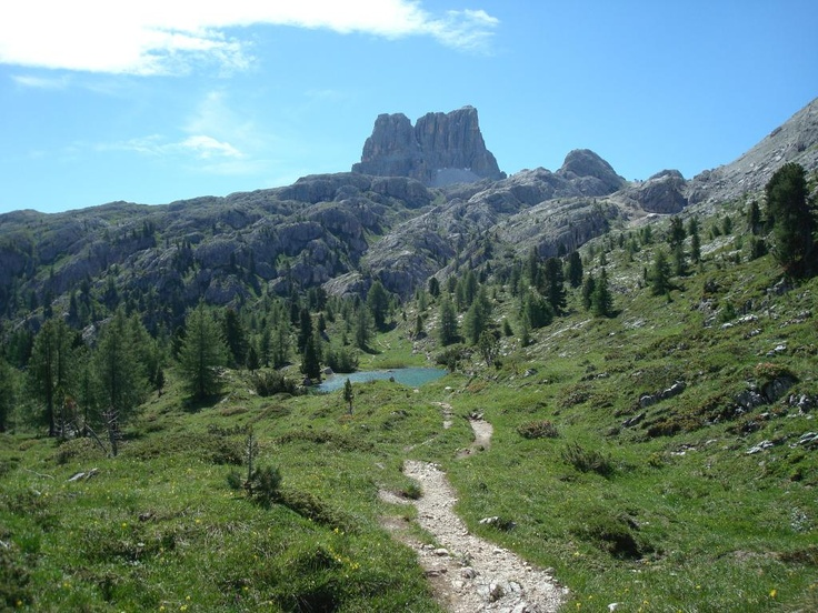 Averau Cortina d´Ampezzo. Image from
