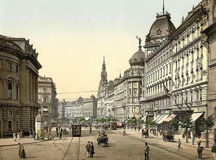 1890. Nagykörút