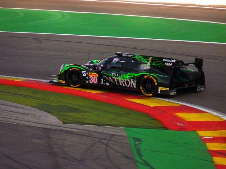 Ligier JS P2 / HPD LMP2 (Scott Sharp-Ryan Dalziel-David Heinmeier Hansson)