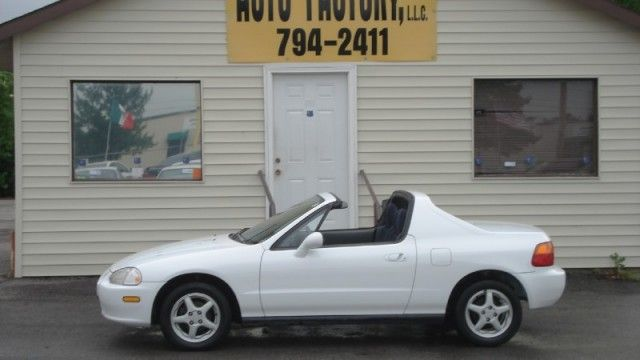 Car #6... my 1995 Honda Civic Del Sol.  This was an impulse purchase.
