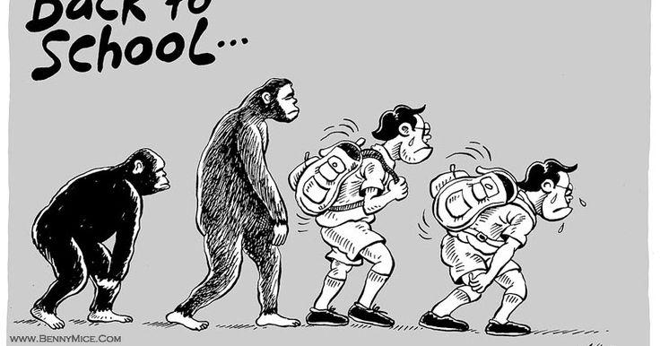 MICE CARTOON - BACT TO SCHOOL - Karya: Muhammad Misrad - Sumber: K-ompas Minggu - 9 Juli 2017 (KLIK gambar untuk memperbesar)
