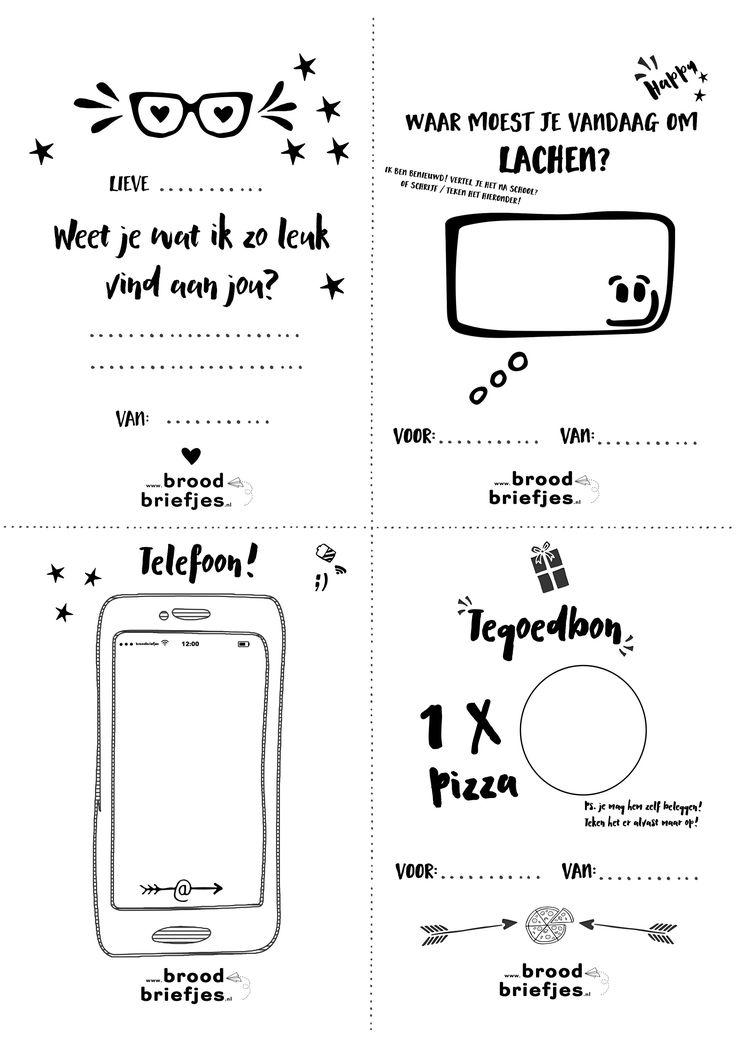 Pizza, telefoon en LEUK!