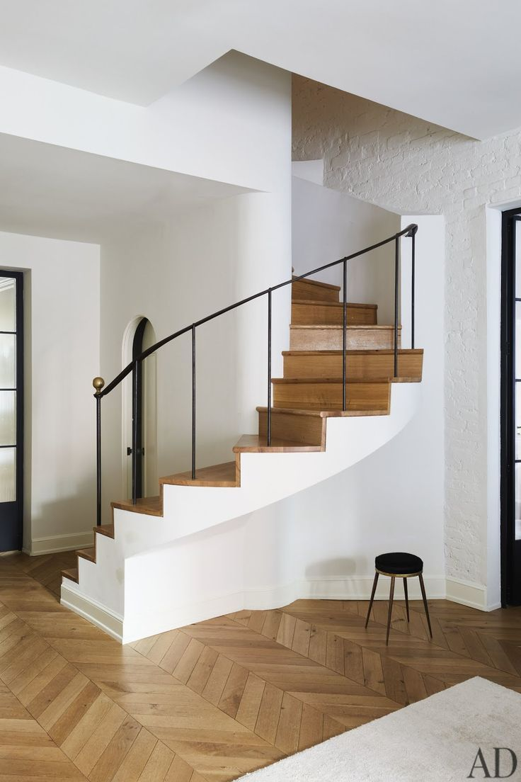 Stairs In 2020 Country House Decor Home Modern Staircase | Stairs Design Inside Home | Interior Staircase Simple | Wooden | Outside | Short | Behind Duplex
