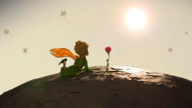movie review--GREAT--Little Prince Cannes Film Festival