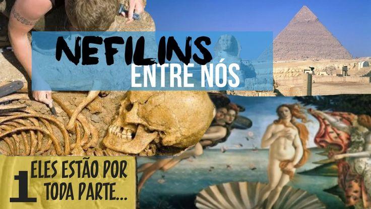 Nefilins Entre Nós: Os Deuses da Mitologia Grega, Romana, Nórdica e a As...