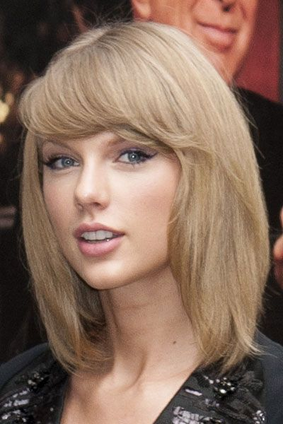 Length:   Shoulder Length   Texture:   Straight   Hair Colors:   Ash Blonde   Hairstyle:   Sideswept Bangs    on October 28, 2014