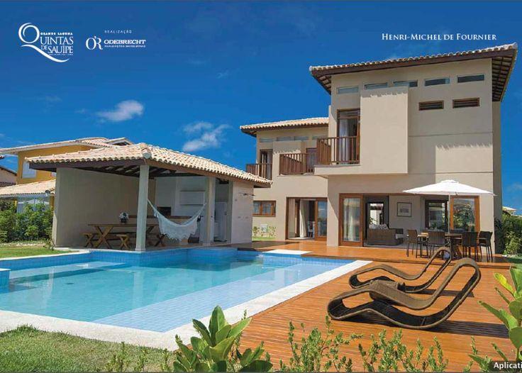 O Quintas Private Residences é muito mais do que uma casa de praia.