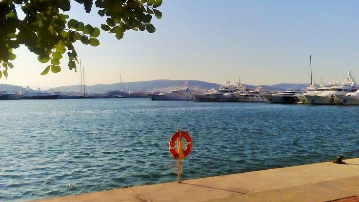 Marina Flisvos, Athenian Riviera, Athens, Greece