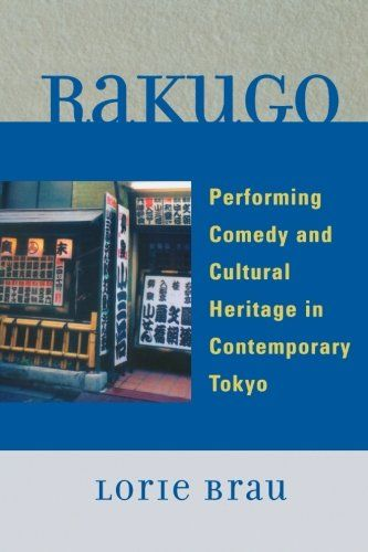 Rakugo: Performing Comedy and Cultural Heritage in Contem... https://www.amazon.com/dp/0739122460/ref=cm_sw_r_pi_dp_x_2iotzb15AWY7T