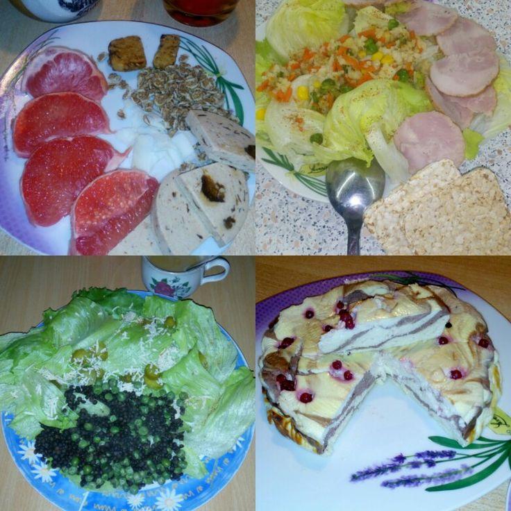 Oběd snídaně večeře zákusek zdravý :) zdravý životní styl