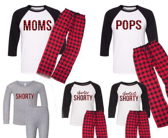 Family Shirt The Original The Remix Shirt Matching Pjs Etsy Family Christmas Shirts Family Shirts Matching Family Christmas Pajamas