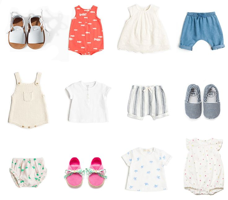 Zara Baby Clothes For Spring | Mother Mag