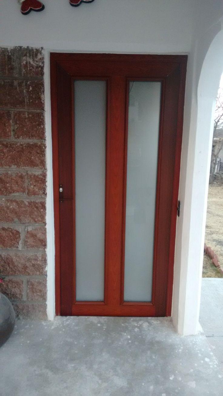 17 mejores ideas sobre puertas aluminio exterior en - Puertas de aluminio exterior ...