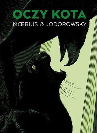 """Moebius & Jodorowsky, """"Oczy kota"""", przeł. Olga Mysłowska, Wydawnictwo Bum Projekt, Warszawa 2015. 56 stron"""