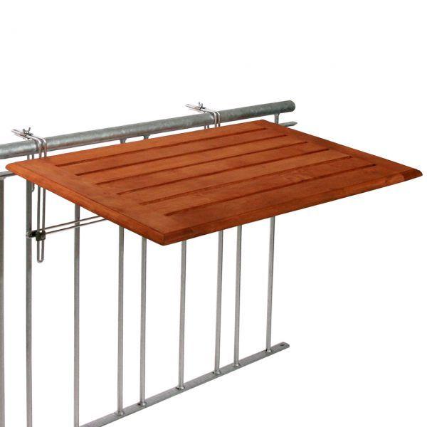 Balkonklapptisch Bambusholz 50 X 80cm Tisch Bambus Und Balkon