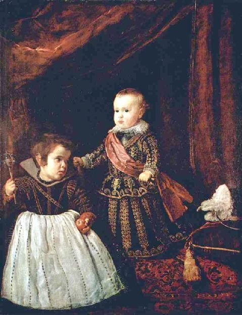 Diego Velazquez (1599 – 1660, Spanish)