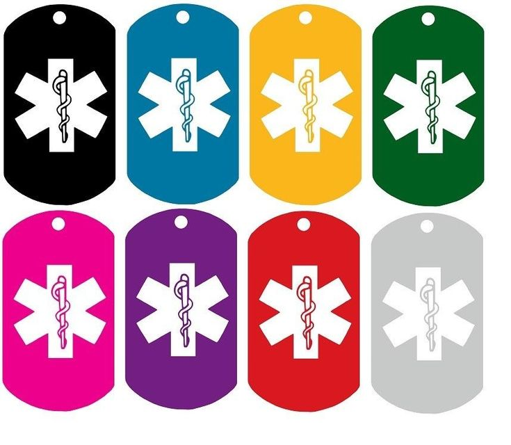 low price custom dog tags hot sales Personalized Engraved Medical Alert Medical Pet Tag cheap dog tags custom Engraved hl80501