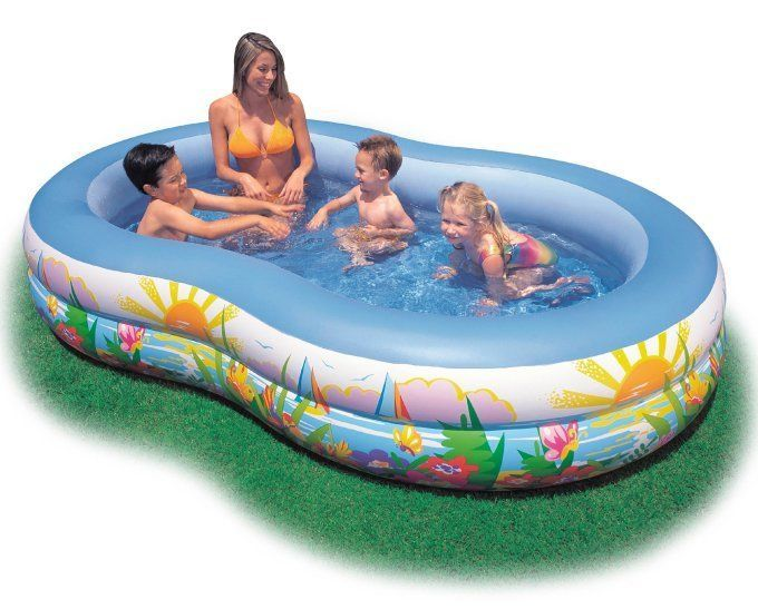 17 best ideas about intex swimming pool on pinterest Intex swim center family pool cover