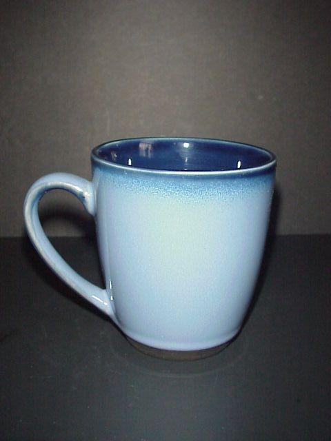 Sango Nova Blue Coffee Cup Mug #Sango