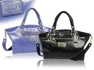 coach F23402 Black and blue