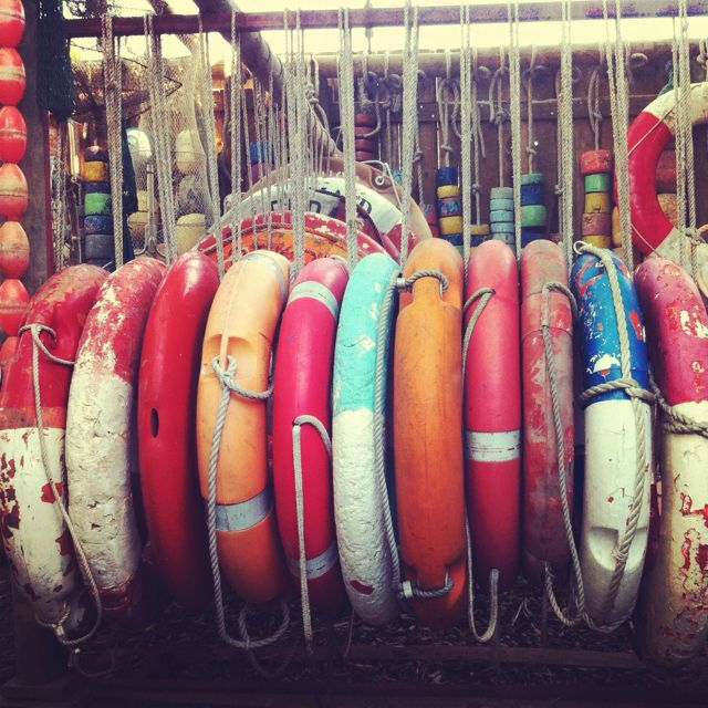 ~ Your life preserver comes in all sizes & colours - we have plenty to choose from