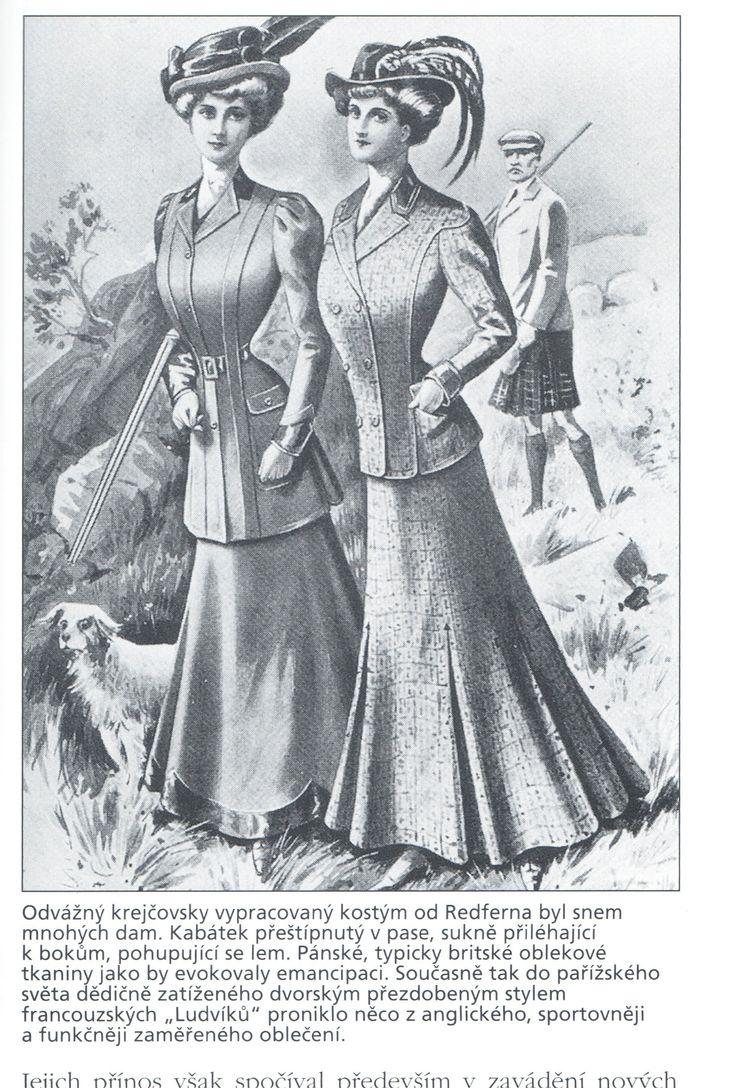 Dámský - Reformní oděv pánské oděvy přecházejí v ženské varianty pánské sako pro dámy – dlouhé až ke stehnům, uplé