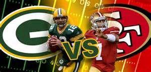 PackersTalk.com Game Predictions: Wild Card Game-Packers vs 49ers - http://packerstalk.com/2014/01/05/packerstalk-com-game-predictions-wild-card-game-packers-vs-49ers/ http://packerstalk.com/wp-content/uploads/2014/01/packers-49ers.jpg