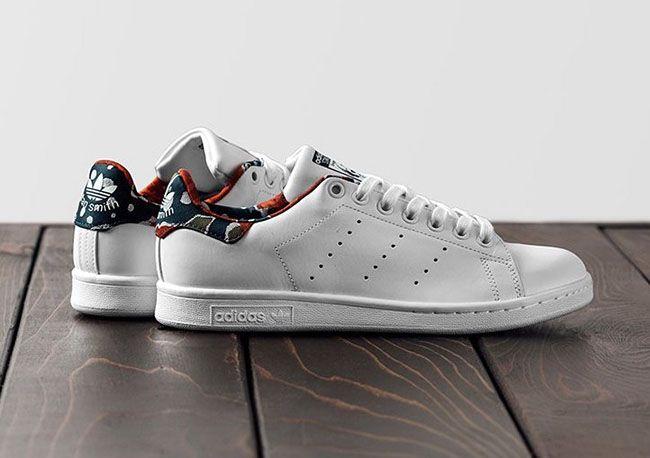 http://SneakersCartel.com adidas Stan Smith 'Floral' #sneakers #shoes #kicks #jordan #lebron #nba #nike #adidas #reebok #airjordan #sneakerhead #fashion #sneakerscartel