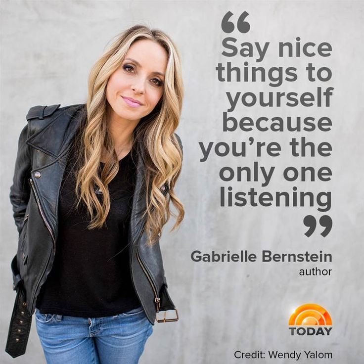 "Gabrielle Bernstein, one of Oprah Winfrey's ""Next Generation Thought Leaders,"" says this one small thing will set you up for the day."