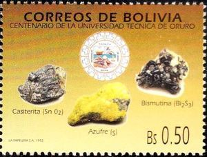 The 100th Anniversary of the Oruro Technical University