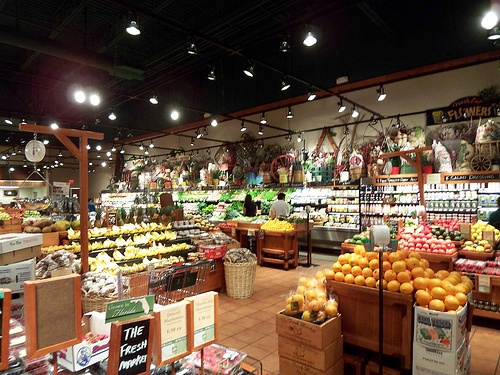Fresh & Easy Buzz: Fast-Growing Specialty Grocer The Fresh Market Targeting Mid-2012 For First California Store