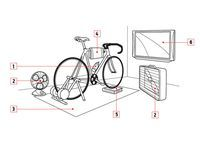 How to Ride Inside: Indoor Trainer Workouts for Cyclists | Bicycling