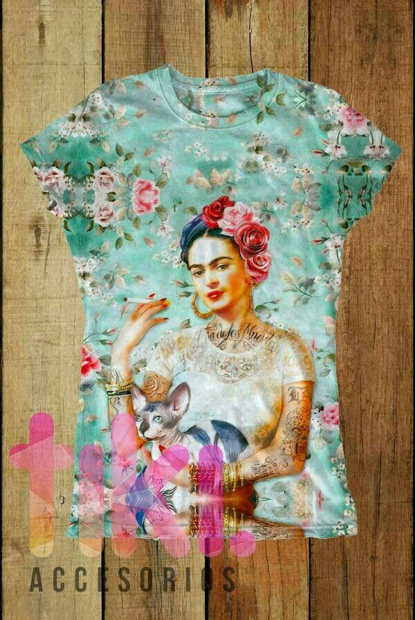 85 best blusas frida kahlo catalogo tiki accesorios