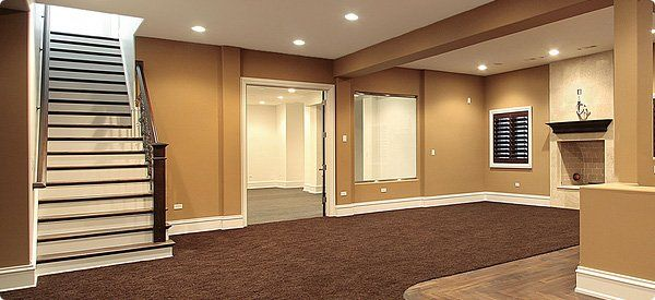 Average Cost Basement Remodel Minimalist Delectable Inspiration