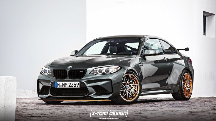 German media says the BMW M2 CSL received green light - http://www.bmwblog.com/2016/07/05/german-media-says-bmw-m2-csl-received-green-light/