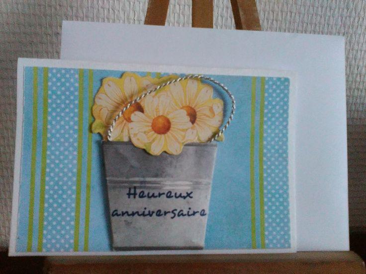 Des tournesols pour un anniversaire