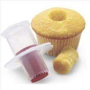 Küche Kuchen-Muffin-Kuchen Entkerner Spulenkern-Scher Gebäck Dekorieren Zirkel Typ