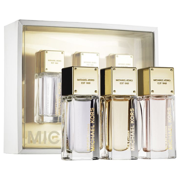 Michael Kors Collection Coffret Gift Set