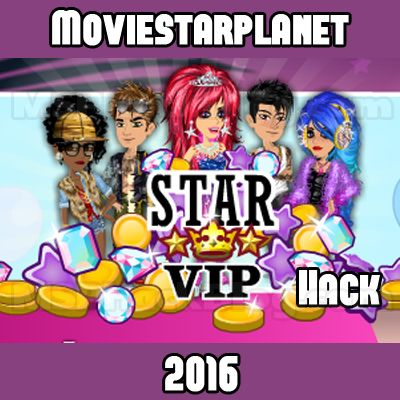 Moviestarplanet hack for free VIP in 2016. See how to get free Star VIP & Elite VIP memberships in MSP. New working hack for PC & Mac, no surveys required!