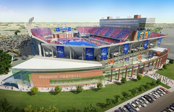 bronco stadium expansion - bring it on!