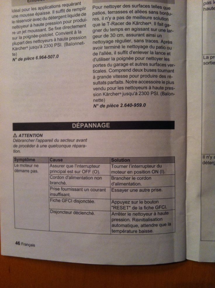 Karcher - Page 9 Guide Pinterest