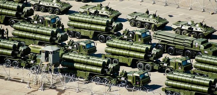 S-400 missile system The S-400 Triumf (Russian: C-400 Триумф, Triumph; NATO reporting name: SA-21 Growler), previously known as the S-300PMU-3, is an anti-aircraft weapon system developed in the 1990s by Russia's Almaz Central Design Bureau as an upgrade of the S-300 family. It has been in service with the Russian Armed Forces since 2007. The S-400 uses four missiles to fill its performance envelope: the very-long-range 40N6 (400 km), the long-range 48N6 (250 km), the medium-range 9M96E2…