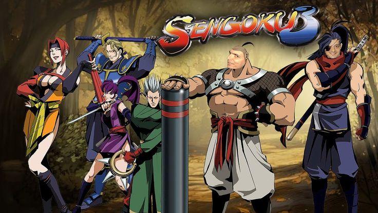 Sengoku 3 Sengoku Denshō 3|NEO GEO|Last Round|Walkthrough Longplay HD