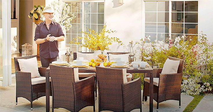 Angelo Home Overstock Home Outdoor Furniture Sets