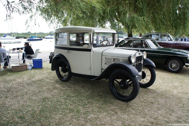 The Dixi was the first car made by BMW. Dixi was the brand name of cars made by Automobilwerk Eisenach (Eisenach car factory)
